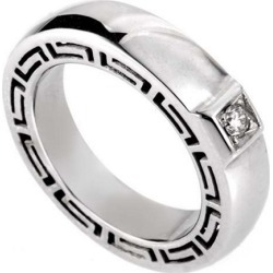 Versace 18K 0.18 ct. tw. Diamond Ring found on Bargain Bro India from Gilt for $1599.99