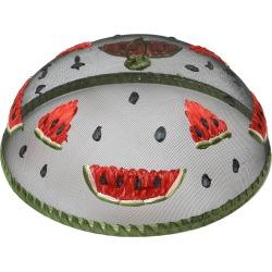 Woodard & Charles Set of 4 Watermelon Food Domes