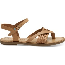 TOMS Lexie Leather Sandal found on Bargain Bro India from Gilt for $25.25