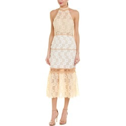Foxiedox Lace Midi Dress found on MODAPINS from Ruelala for USD $69.99