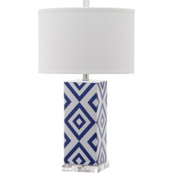 Safavieh 27in Diamonds Table Lamp found on Bargain Bro India from Gilt City for $109.99