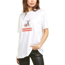 Burberry Montage Print Oversized T-Shirt found on Bargain Bro Philippines from Gilt City for $389.99