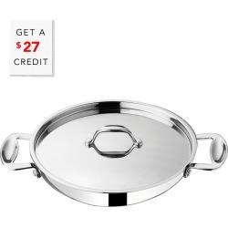 Mepra Glamour Stone Stainless Steel Frying Pan