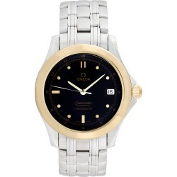 Omega 1980s Men's Seamaster Watch found on MODAPINS from Gilt for USD $2199.00