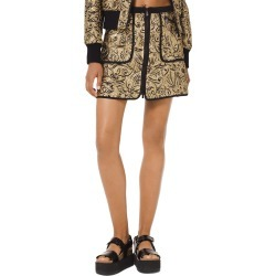 Michael Kors Collection Silk-Blend Skirt found on Bargain Bro India from Ruelala for $159.99