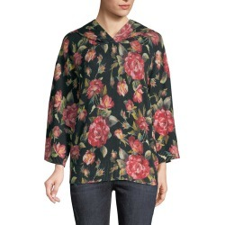Dolce & Gabbana Floral Cashmere Hoodie Sweater found on Bargain Bro Philippines from Gilt for $549.99
