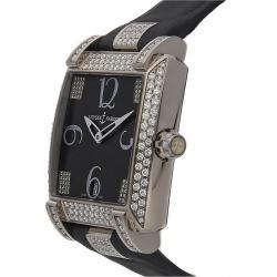 Ulysse Nardin Women's Leather Diamond Watch found on MODAPINS from Ruelala for USD $20689.00