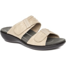 Rockport Rozelle Rouched Slide Sandal found on Bargain Bro Philippines from Ruelala for $32.99