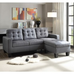ACME Earsom Sectional Sofa