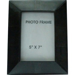 5x7in Horn Wide Frame found on Bargain Bro India from Gilt for $39.99