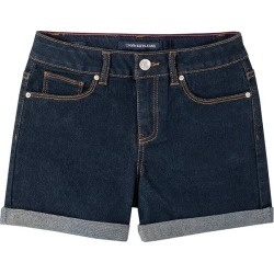 Calvin Klein Cuff Denim Short