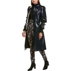 Rebecca Taylor Laminated Trench found on Bargain Bro Philippines from Gilt for $449.99