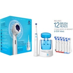 Pursonic Oscillating Electric Rechargeable Toothbrush