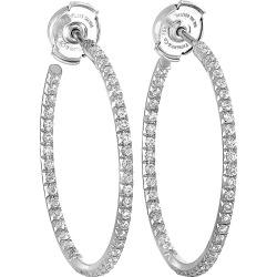 Tiffany & Co. 18K 0.74 ct. tw. Diamond Earrings