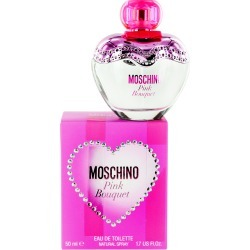 Moschino 1.7oz Pink Bouquet Eau de Toilette Spray found on Bargain Bro Philippines from Gilt City for $39.99
