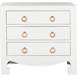 Dion 3-Drawer Chest
