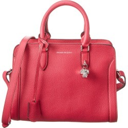 Alexander McQueen Padlock Zip Small Leather Shoulder Bag found on MODAPINS from Gilt City for USD $1079.99