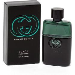Gucci Men's 1.7oz Guilty Black Eau de Toilette Spray found on Bargain Bro Philippines from Gilt for $49.99