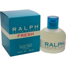 Ralph Lauren Women's Fresh 3.4oz Eau De Toilette Spray found on Bargain Bro India from Gilt City for $59.99