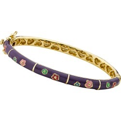 Little Miss Twin Stars 14K Plated Outfit Makers Bangle found on Bargain Bro Philippines from Gilt City for $34.99