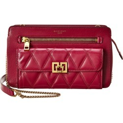 Givenchy Pocket Bag Diamond Quilted Leather Crossbody found on Bargain Bro Philippines from Gilt City for $999.99