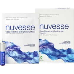 Nuvesse 10ml Deep Hydrating & Brightening Trial Kit