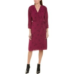 Joie Acantha Wrap Dress found on Bargain Bro India from Ruelala for $89.99