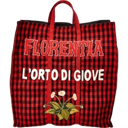 Gucci Florenta L'Orto Di Giove Tote found on MODAPINS from Ruelala for USD $1099.99