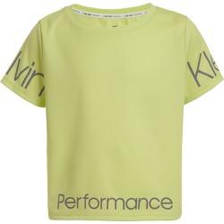 Calvin Klein CKP Running Logo Boxy Crop T-Shirt found on Bargain Bro India from Gilt for $15.99