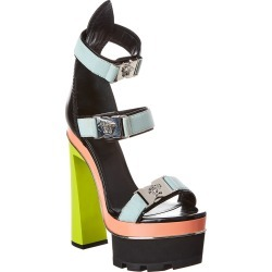 Versace Leather Platform Sandal found on Bargain Bro Philippines from Ruelala for $999.99
