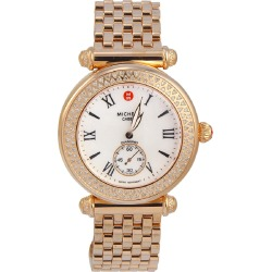 Michele Women's Caber Diamond Watch found on MODAPINS from Gilt for USD $1779.99