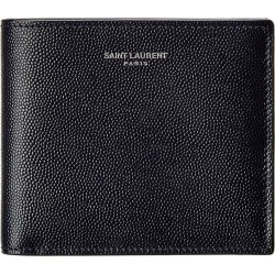 Saint Laurent East/West Leather Bifold Wallet found on Bargain Bro Philippines from Ruelala for $369.99