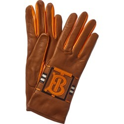 Burberry Cashmere-Lined Leather Gloves found on Bargain Bro Philippines from Gilt City for $284.18