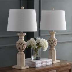 Safavieh Anten Set of 2 Table Lamps found on Bargain Bro India from Gilt City for $199.99