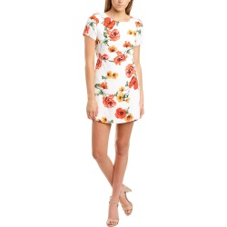 FORE Floral Mini Dress