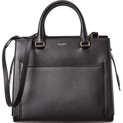 Saint Laurent Medium East Side Leather Tote found on Bargain Bro India from Ruelala for $1785.99