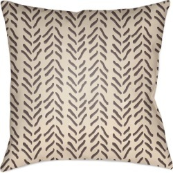 Surya Textures Indoor/Outdoor Decorative Pillow found on Bargain Bro India from Gilt for $27.00