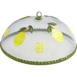 Set of 4 Lemons Food Domes