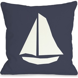 Vintage Sailboat Decorative Pillow found on Bargain Bro Philippines from Gilt for $69.99