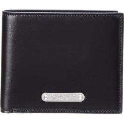 Saint Laurent ID East West Leather Bifold Wallet found on Bargain Bro India from Gilt City for $299.99