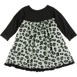 KicKee Pants Print Swing Dress
