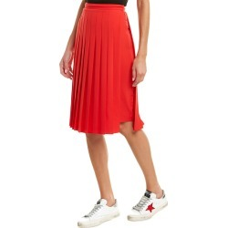 Burberry Cady Stretch Silk-Lined Pencil Skirt found on Bargain Bro India from Gilt City for $329.99