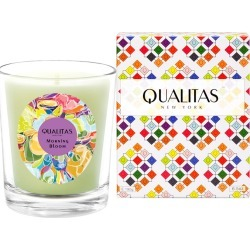 Qualitas Morning Bloom Scented Beeswax Candle