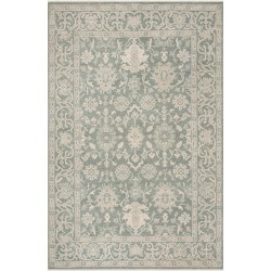 Safavieh Couture Oushak Hand-Knotted Rug found on Bargain Bro India from Ruelala for $2309.99