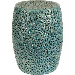 Imax Worldwide Home Tobias Cutout Garden Stool