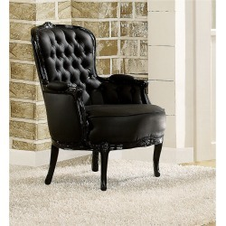 ACME Cain Accent Chair found on Bargain Bro India from Gilt for $559.98