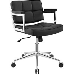 Modway Portray Mid Back Office Chair found on Bargain Bro India from Ruelala for $129.99