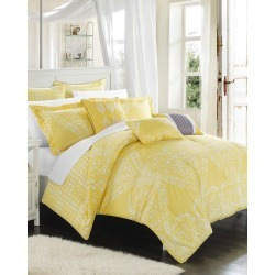 Chic Home Parma Oversized Reversible Printed Comforter Set