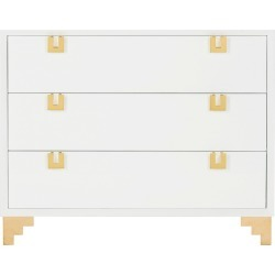 Safavieh Couture Odalis Lacquer Chest Of Drawers found on Bargain Bro India from Ruelala for $1209.99