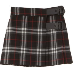 Burberry Luiza Vintage Check Wool Skirt found on Bargain Bro Philippines from Gilt for $229.99